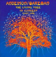 The Living Tree: In Concert, Vol. 1 by Jon Anderson (Vocals (Yes))/Rick...