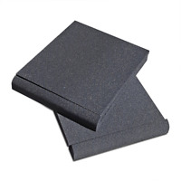 Studio Solutions High Density Monitor Isolation Pads Pair For 5 Inch Monitors