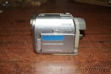 Used & Untested Sony Handycam Grey For Parts/Repairs Only DCR-HC40