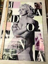 Madonna Vintage Poster 1992 23x35