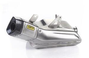 Triumph Street Triple R RS S Sport Arrow Muffler Exhaust A9600563