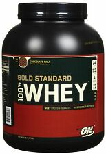 Optimum Nutrition Gold Standard 100% Whey Protein Powder 908g 2LB , All Flavours