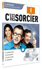 """DVD """"C est Pas Sorcier la montagne sports en milieu extreme"""""""