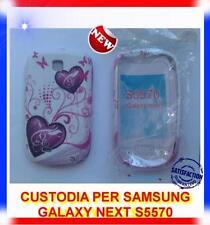 Cover e custodie rosa per Samsung Galaxy Mini 2