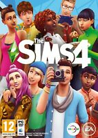 The Sims 4 - Standard Edition (PC/Mac) - Worldwide - Instant Digital Delivery