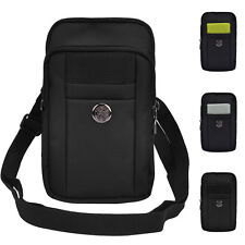 Travel Shoulder Bag Belt Clip Waist Phone Pouch For Samsung Galaxy Note 10+/S20+
