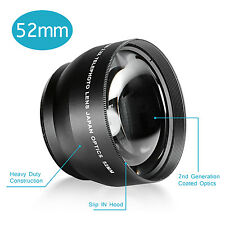 Neewer 52MM 2.2X Professional Telephoto Lens with Microfiber Cleaning Cloth