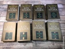 COLLECTED WORKS OF KEN WILBER Signed [ Complete Eight Volume Set ] Shambhala
