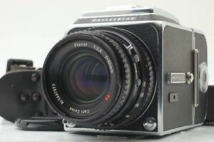 [Near MINT] Hasselblad 500C/M 500CM + C 80mm F2.8 T* Lens + A12 II From JAPAN