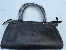 NEW**Argentinian Gray Calf Leather***HALO*Medium Tote Duffle Bag***$1150