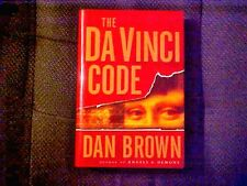Da Vinci CodeThe by Dan Brown (2003, Hardcover) Fiction Novel Literature Book