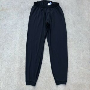 Patagonia Thermal Pants Base layer Black Men's XL Made in the USA