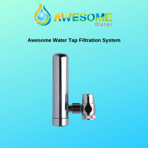 GENUINE AWESOME WATER Tap Filtration Unit!