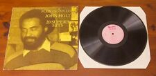 JOHN HOLT: PLEDGING MY LOVE (20 SUPERB HITS) - VINYL / LP - TSL 108 - CLEANED