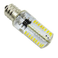 10pcs E12 Candelabra Base C7 Led Light Bulb 64-3014 Smd Lamp Warm White 110V H