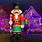 Christmas Inflatable Nutcracker Giant Lighted Interior Inflatable Christmas