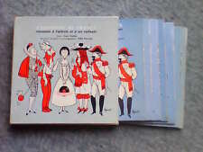 """""""L'histoire de France racontée à Juliette"""" en 7disques 45t.vinyles"""