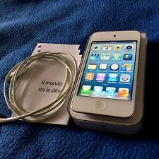Apple Ipod Touch 4G Bianco  RETINA DISPLAY Ios 6 ! Face Time ! imessage ! iCloud