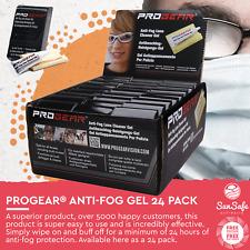 Progear Anti-Fog Cleaning Gel for Glasses and Eyewear - 5g