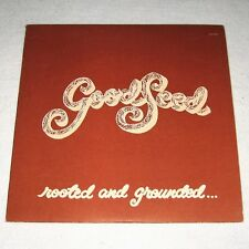GOOD SEED ~ rooted and grounded ~ rare Indiana 1970s Christian Rock album