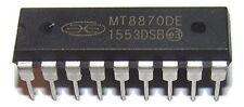 1PCS Mitel MT8870DE MT8870 - Integrated DTMF Receiver - New IC