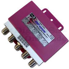 ► DiSEqC Schalter 4-1 EMP WSG P 164-IW