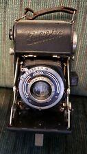 5 Vintage Antique Cameras & one Vintage German Leica Gossen Sixtus Light meter