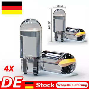 4X T10 W 5W CANBUS LED SMD Auto Standlicht Innenraum Beleuchtung Lampe Weiß 12V
