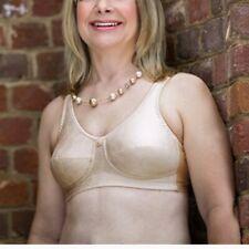 American Breast Care Women's 103 Rose Contour Bra Beige Size 46 DDD NWT