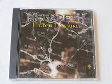 Megadeth Hidden Treasures CD CDP533670 Capitol Records 99 Ways to Die Problems