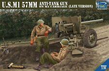 Riich Models RV35020 1/35 US M1 57mm Anti-Tank Gun on M2 Carrage Late Version