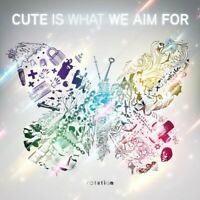 Cute Is What We Aim For - Rotation [New CD]