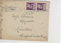 German Postal History Stamps Cover Ref: R4722