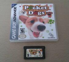 POCKET DOGS - Japanese Nintendo Gameboy Advance Game