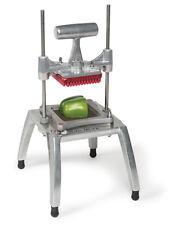 """Nemco 57500-1 1/4"""" Sq Easy Chopper 3 Fruit Vegetable Chopper - Aluminum"""