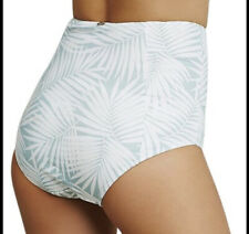 For Love and Lemons Desert Palm Skivvies Panty Swim Brief NEW Small