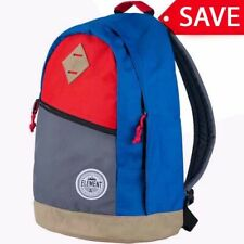 Element Camden Mochila escolar bolsa de estudiante universitario Azul Rojo Gris Liquidación