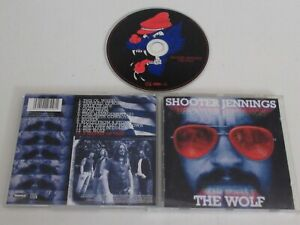 Shooter Jennings – The Wolf  / Hump Head Records – HUMP 027  CD ALBUM