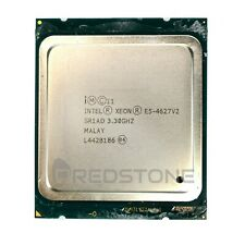 Intel Xeon E5-4627V2  SR1AD 3.3GHz 16MB 7.2GT/s 8 Cores LGA2011 CPU Grade A