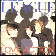HUMAN LEAGUE - LOVE ACTION - CARD SLEEVE 3 INCH 8 CM CD MAXI