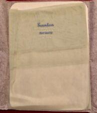 Vintage Araline Sheer RHT 100% Nylon Stockings 15 Denier Size 8.5 Off White