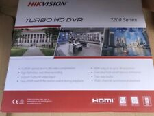 Hikvision DS-7208HUHI-F2/N  8 channel DVR C/W 4Tb Hard Drive Brand New