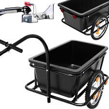 Fahrradanhänger Transportanhänger Lastenanhänger Handwagen Gepäckwagen Anhänger
