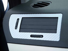 ASTRA H Mk5 (2004–2010) Silver Carbon Fibre Effect air vents trims