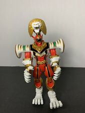 Power Rangers Action Figure Mystic Force Red Ranger Lion 2006 Bandai
