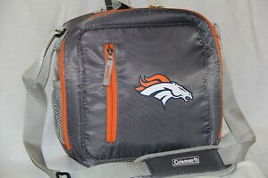 NEW Authentic NFL Gear 12 Can Messenger Cooler by Coleman Reg $29.99