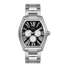 Guess Men's Black Dial Stainless Steel - 12026G3