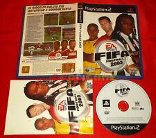 FIFA FOOTBALL 2003 Ps2 Versione Ufficiale Italiana 1ª Edizione ○ COMPLETO