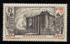 Madagascar 1938 French Revolution Airmail Sc# CB1 NH