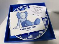 KAWS: HOLIDAY JAPAN Limited Plates set of 4 Brand New in Box 15.2cm